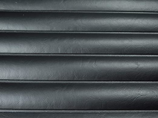 "Dark Charcoal Premium Automotive Vinyl Marine Outdoor Fabric 56/"" Boat Upholstery"