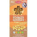 Yutaka Gluten free and Organic Soybean Noodles, 200 g, Pack of 4