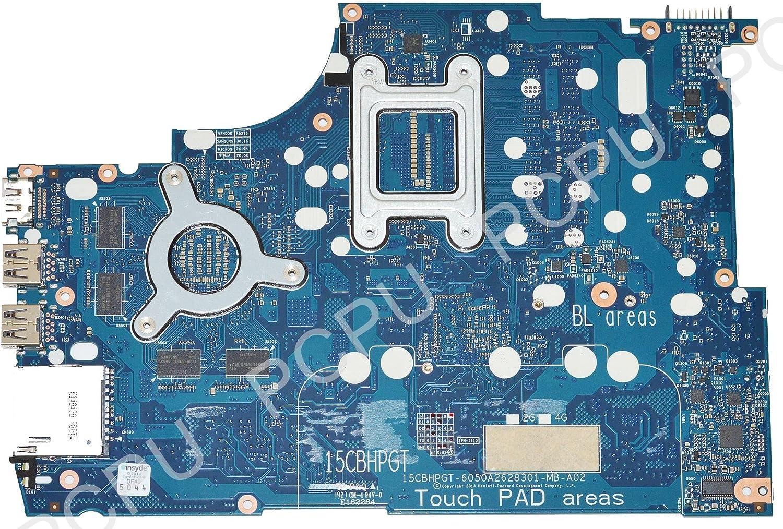HP 15-Q Laptop Motherboard 850M//4GB Intel i7-4702HQ 2.2Ghz 6050A2628301-MB-A02