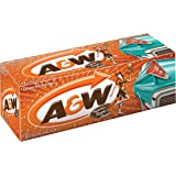 A&W Root Beer, 12 Count, 355 ml