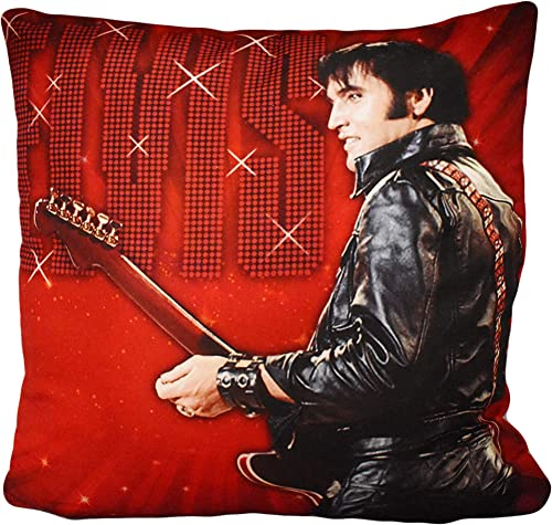 Midsouth Products Elvis Throw Pillow 12X12-68 Special
