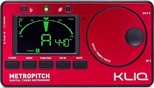 KLIQ MetroPitch – Metronome Tuner