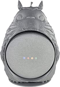 Dancyn Studios My Neighbor Totoro Leaf Stand for Google Home Mini & Google Nest Mini Smart Home Speakers
