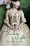 Duchess by Night (Desperate Duchesses Book 3)