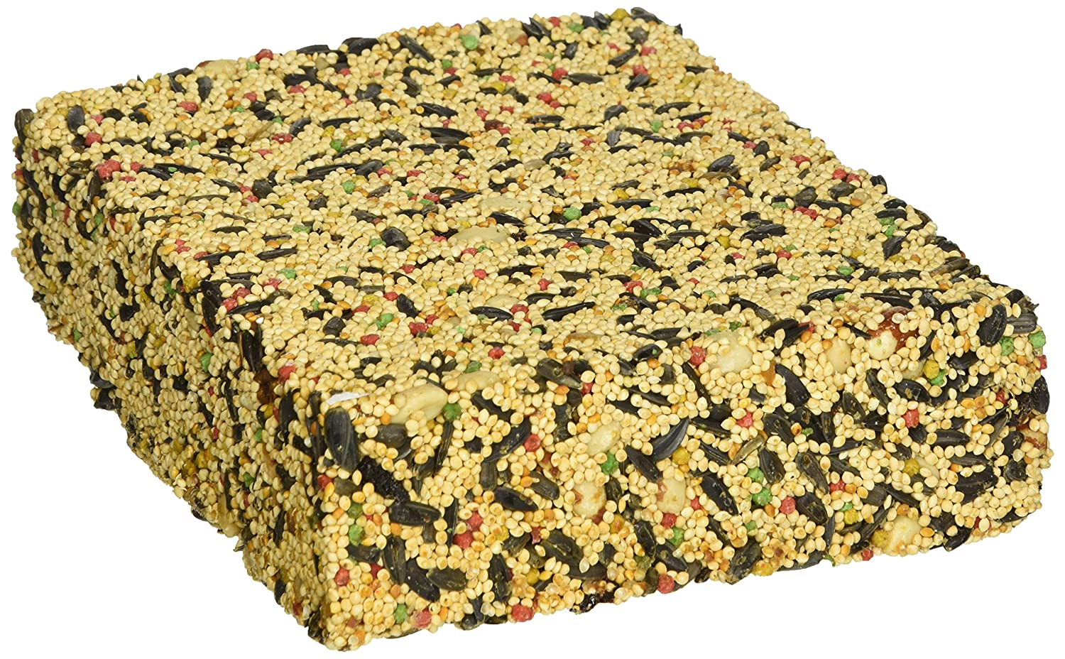 Birdola 54329 2-Pound Fruit and Nut Seed Cake Birdola Products 0866-7032