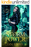 Storm Power (Scarlet Jones Book 2)
