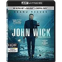 John Wick [4K Ultra HD + Blu-ray + Digital Copy]