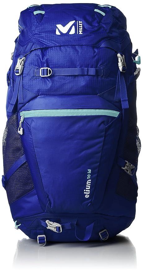 Millet Elium 30 LD Mochila, Unisex Adulto, Purple Blue, 45 cm