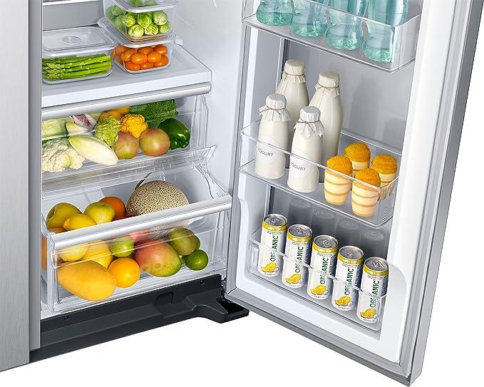 Samsung - Frigorífico Side by Side Food Show Case RH56J6918SL/EF ...