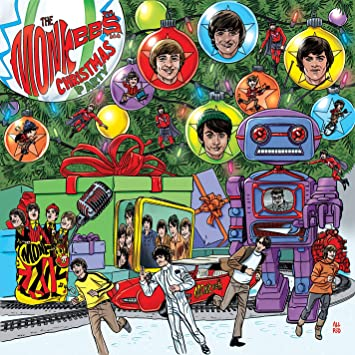 the monkees christmas party amazon com music