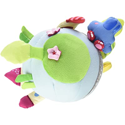 HABA Miniland Fabric Ball : Baby Toy Balls : Baby