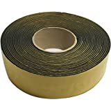 """Frost King IT30/8 2 x 1/8""""/30' Rubber Insulation Tape, Black"""