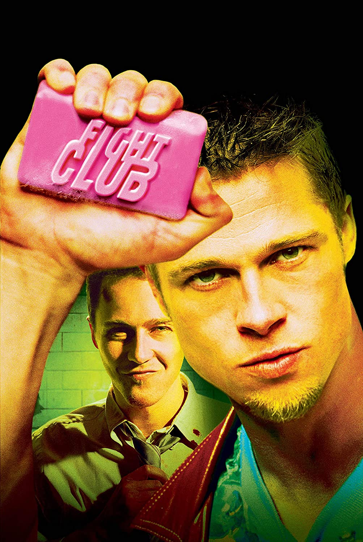 newhorizon Fight Club Movie Poster 16'' x 25'' NOT A DVD