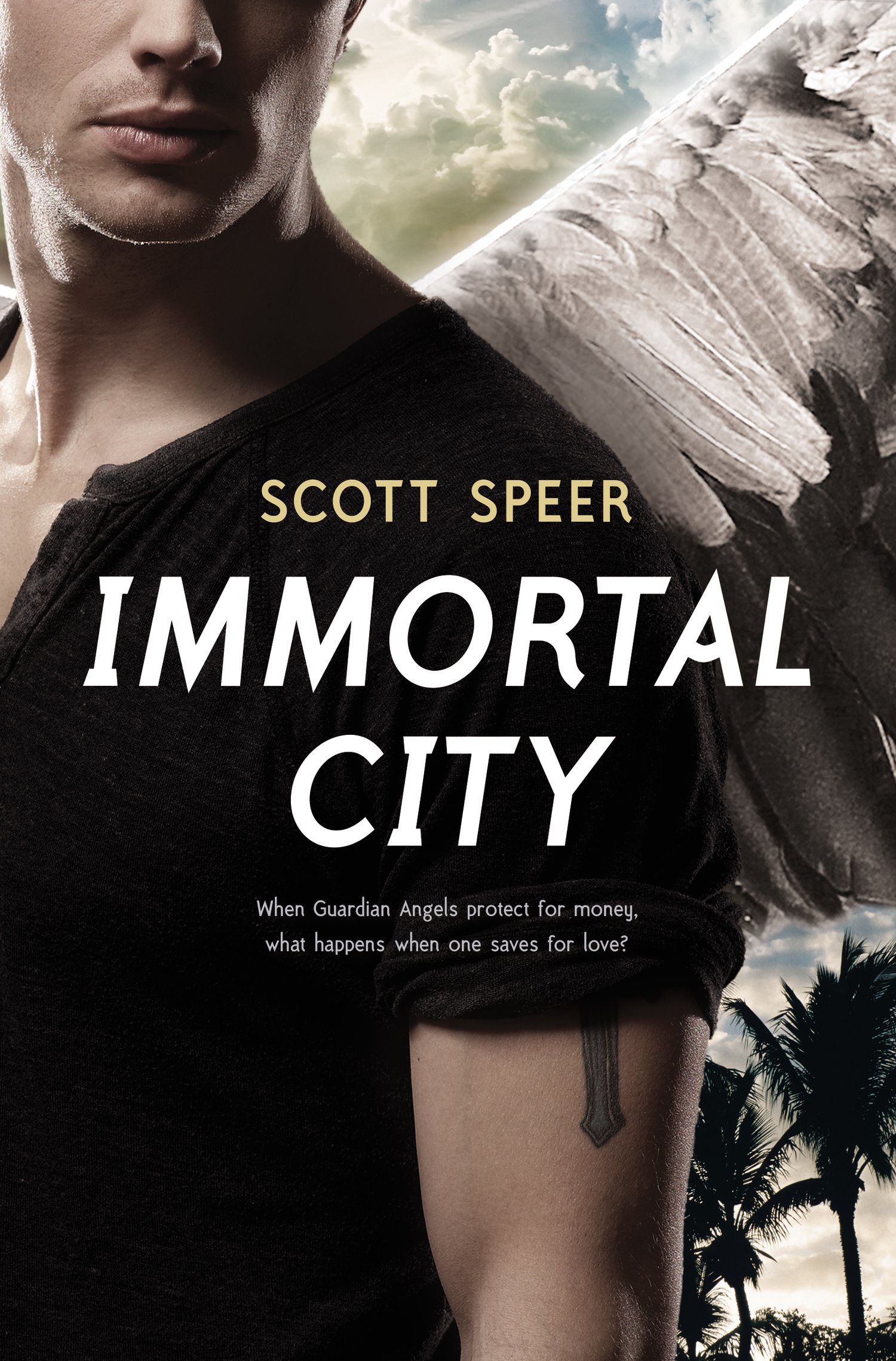 Immortal City: First Edition ebook