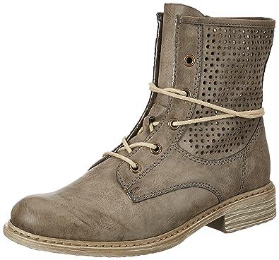 Rieker Z2125, Damen Halbschaft Stiefel  Amazon.de  Schuhe   Handtaschen 45e0d1266e