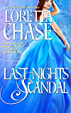 Last Night's Scandal