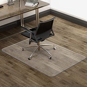 Office Chair Mat for Hardwood Floor 48