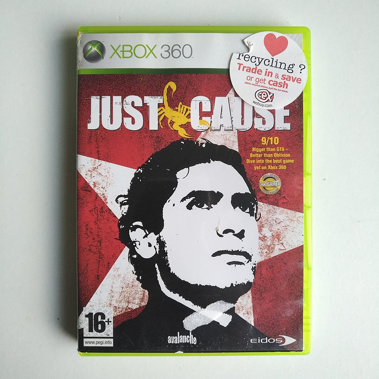 Import Anglais]Just Cause Game XBOX 360: Amazon.es: Videojuegos