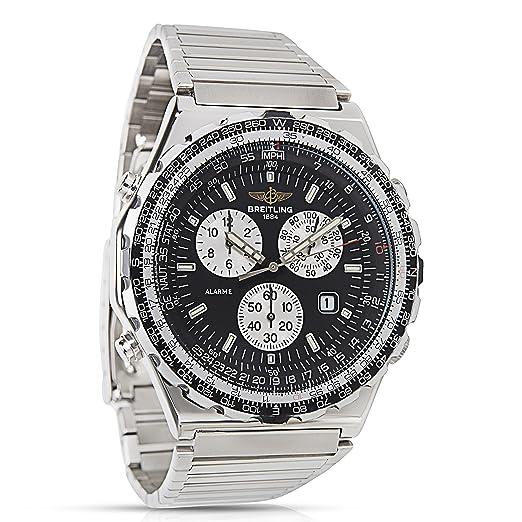 Breitling Jupiter Analog-Quartz Mens Reloj a59028 (Certificado) de segunda mano: Breitling: Amazon.es: Relojes