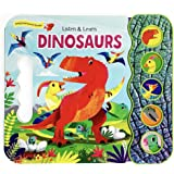 Dinosaurs: A Listen and Learn Sound Book for Dino Fans (Early Bird Sound Books 5 Button)