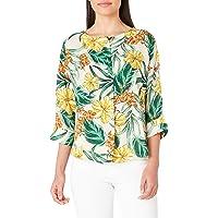 adL Kadın Desenli Bluz