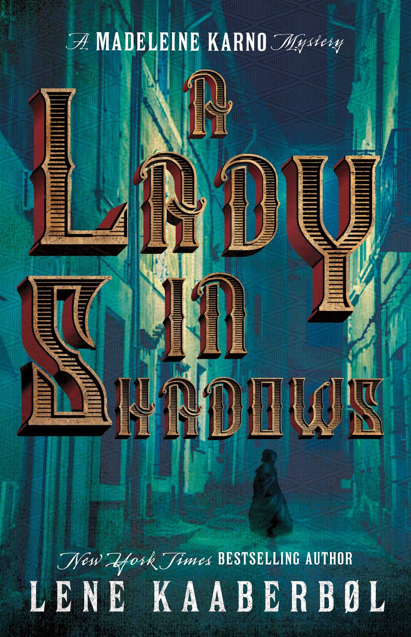 A Lady In Shadows Madeleine Karno Mystery Paperback December 5 2017