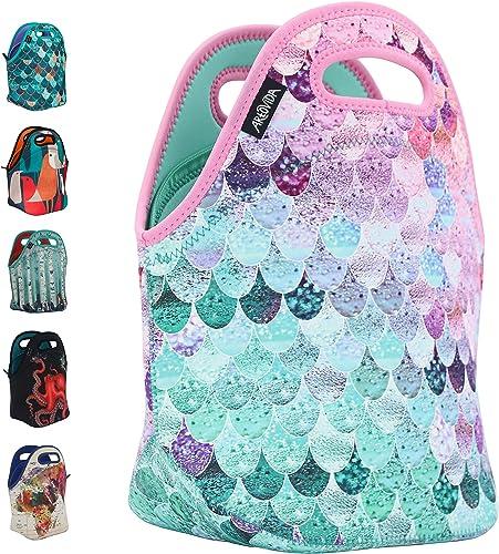 ARTOVIDA Insulated Neoprene Lunch Bag
