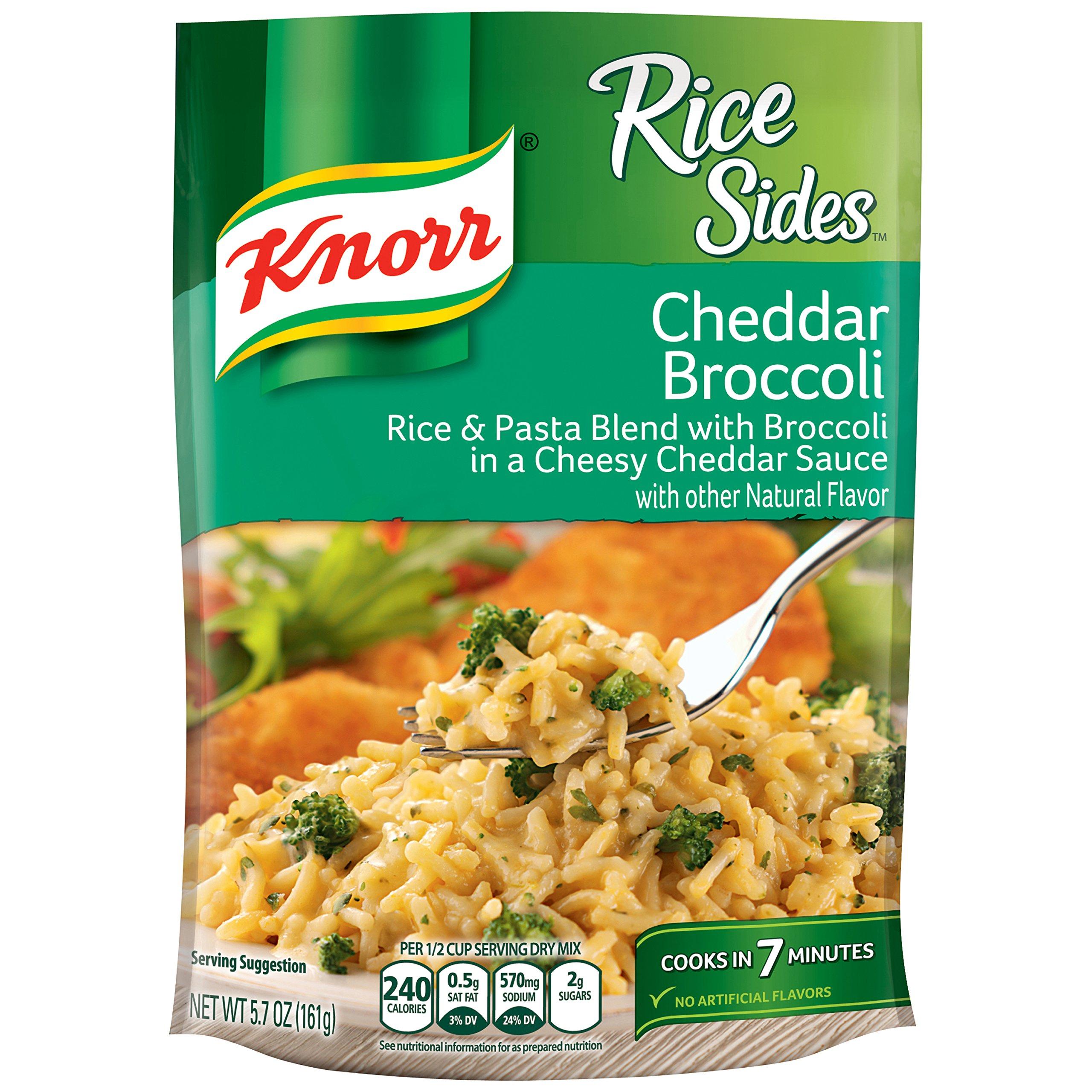 Amazon Com Knorr Pasta Sides Pasta Side Dish Alfredo 4