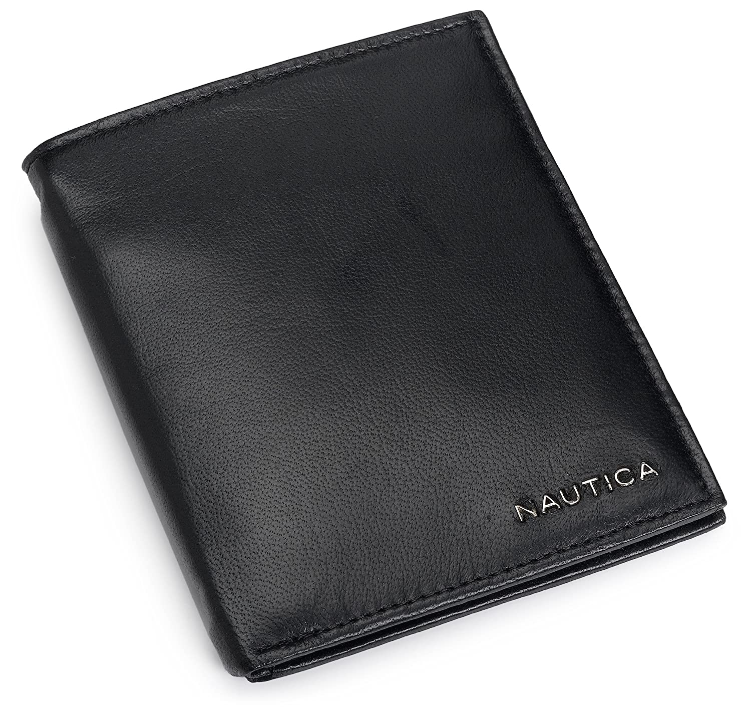 a7b303f6d819 Nautica Men's Credit Card Organizer Wallet