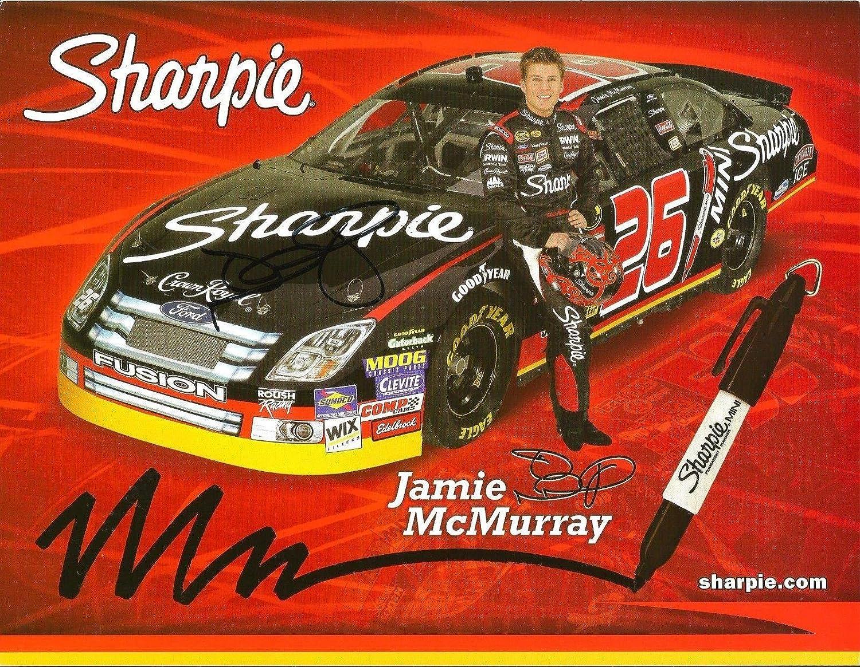 "2008 JUAN PABLO MONTOYA /""TEXACO HAVOLINE/"" #42 NASCAR SPRINT CUP SERIES POSTCARD"
