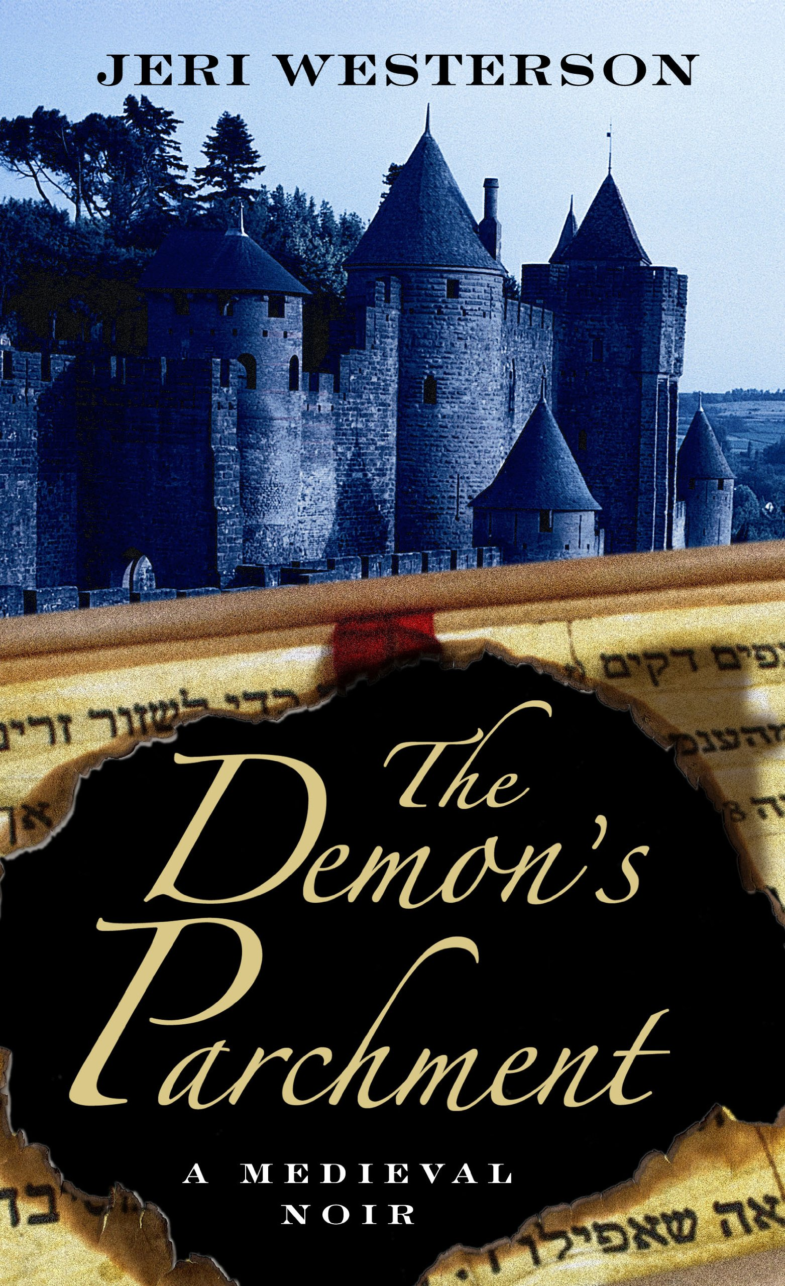The Demon's Parchment (Crispin Guest Medieval Noir) pdf