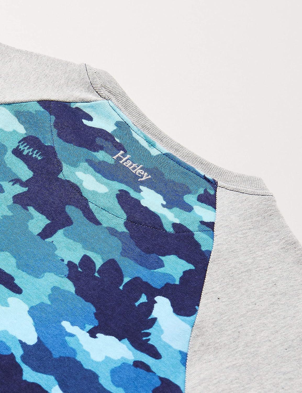 Hatley Boys Organic Cotton Long Sleeve Printed Pajama Sets Pajama Set