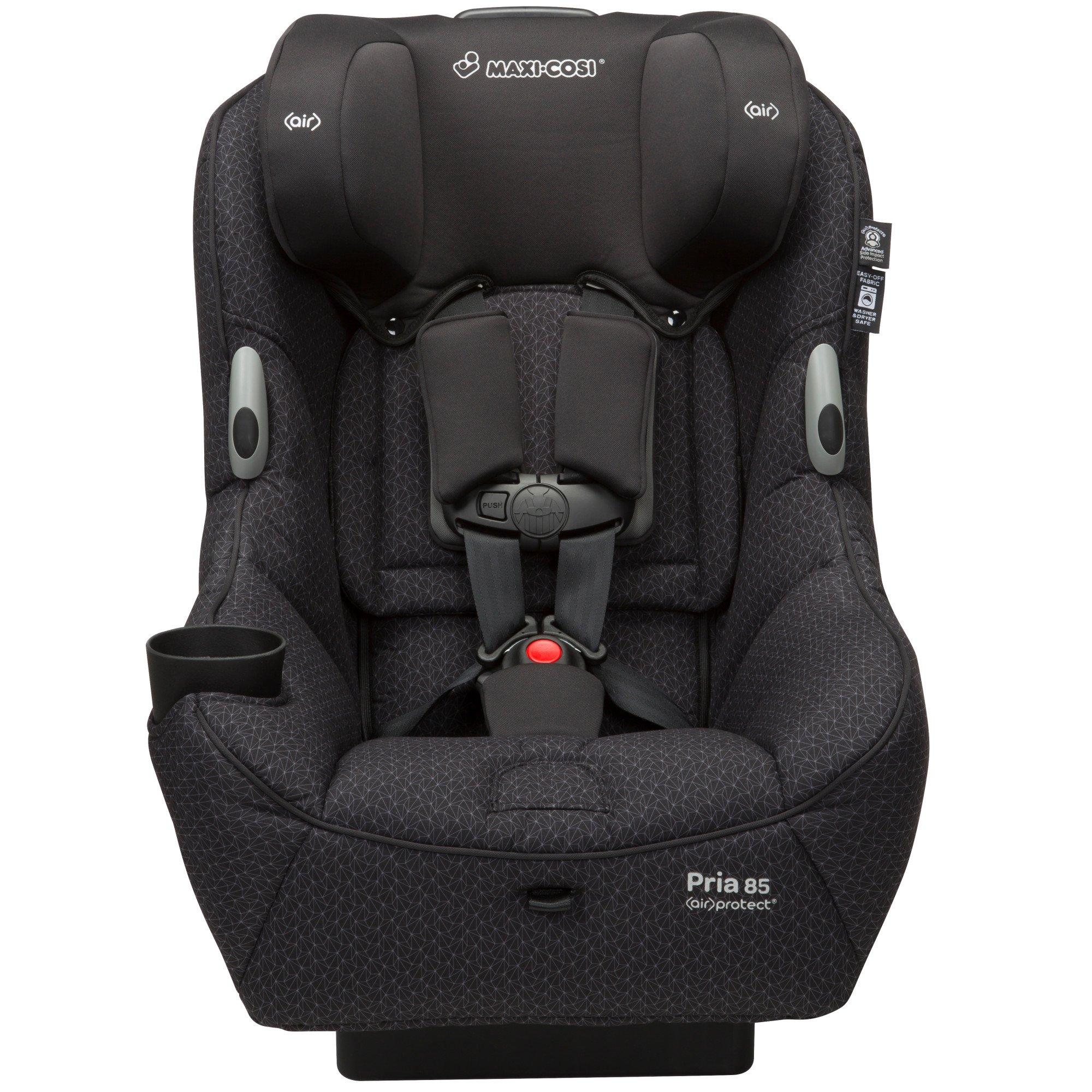 new safety car seat for kids toddler travel black free. Black Bedroom Furniture Sets. Home Design Ideas