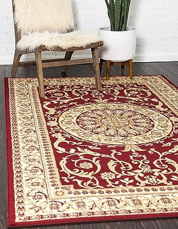 Amazon Com Unique Loom Versailles Collection Traditional Classic