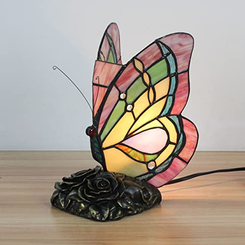 ETERN Pastoral Creative Butterfly Table Lamp Children s Lamp Night Light – 20 cm