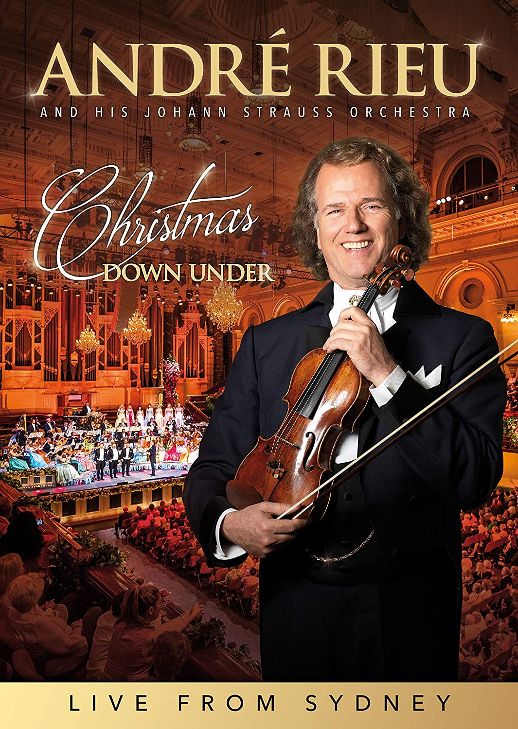 Christmas Down Under - Live from Sydney [DVD]