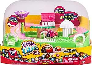 Little Live Pets Lil' Ladybug Playset Electronic Pet