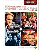 TCM Greatest Classic Films Collection: Horror (House of Wax/The Haunting/Freaks/Dr. Jekyll and Mr. Hyde)