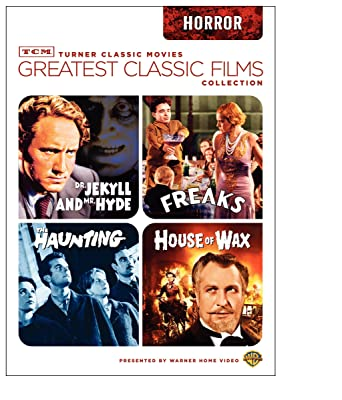 4e866d8e2c4 TCM Greatest Classic Films Collection  Horror (House of Wax 1953   The  Haunting 1963