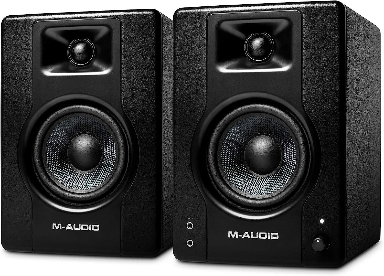 M-Audio BX4 Desktop 120W Computer Speakers