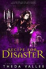 Recipe for Disaster (A Violetta Massoni Adventure Book 2) Kindle Edition
