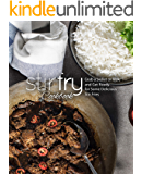 Stir Fry Cookbook: Grab a Skillet and Get Ready for Some Delicious Stir Fries
