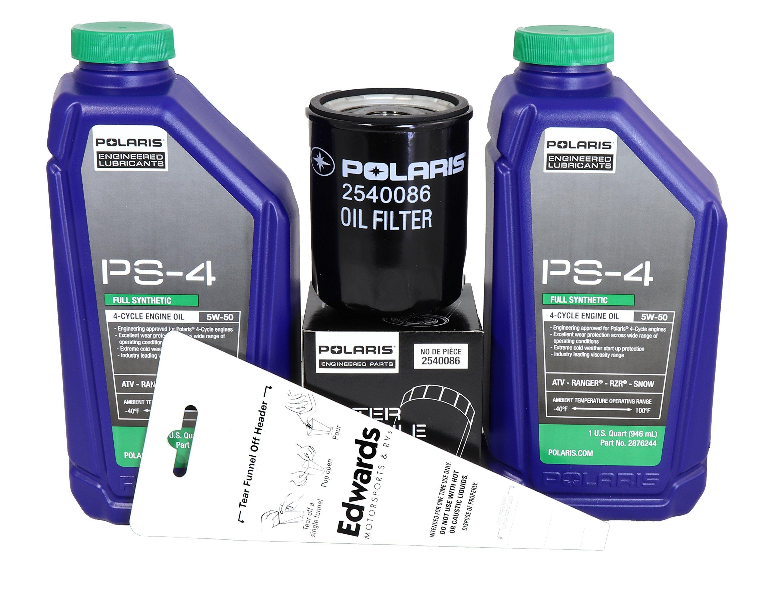 Polaris Oil Change Kit by Polaris
