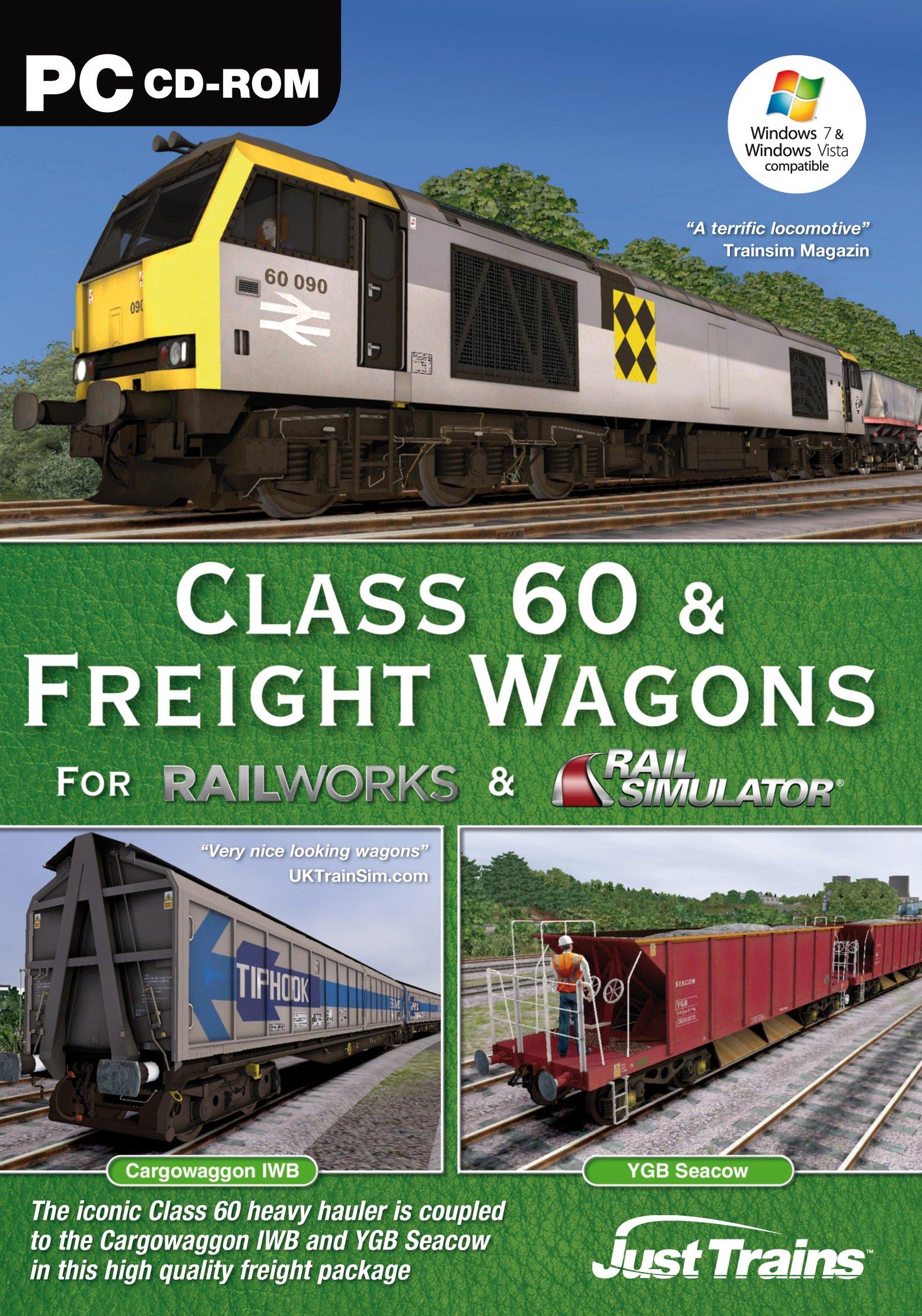 class 60 & Freight
