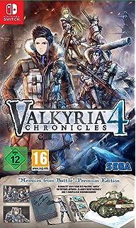 Valkyria Chronicles 4: Memoirs from Battle Premium Edition - Nintendo Switch [Importación inglesa]: Amazon.es: Videojuegos