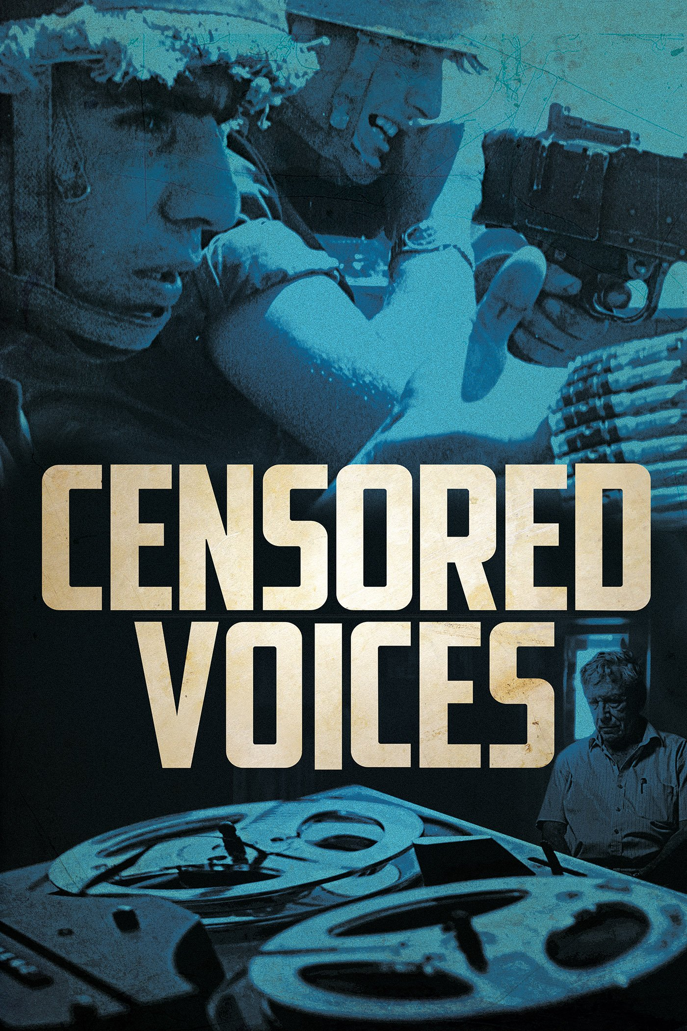 DVD : Censored Voices (Subtitled)