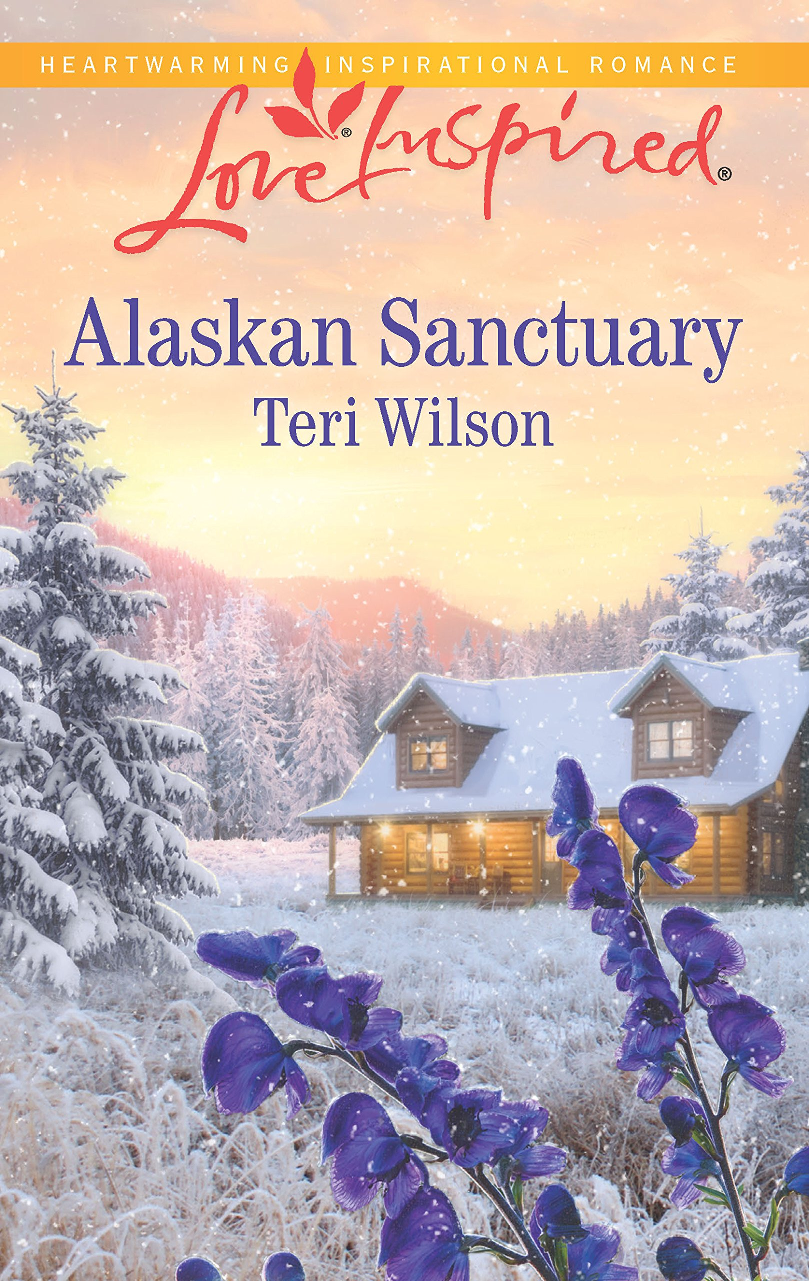Read Online Alaskan Sanctuary (Love Inspired) pdf epub
