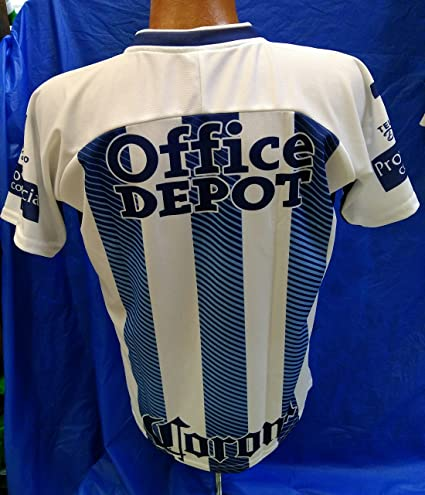 Amazon.com : New! Pachuca Tuzos MEXICO Replica Jersey (small) : Sports & Outdoors