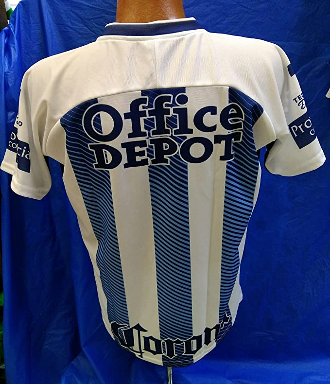 Amazon.com : New! Pachuca Tuzos MEXICO Replica Jersey (small) : Sports & Outdoors