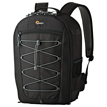 Lowepro Photo Classic BP 300 AW High-Capacity DSLR Camera Backpack Black <span at amazon